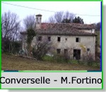 Converselle - Monte Fortino